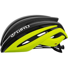 Giro Cinder MIPS Casco, negro/amarillo